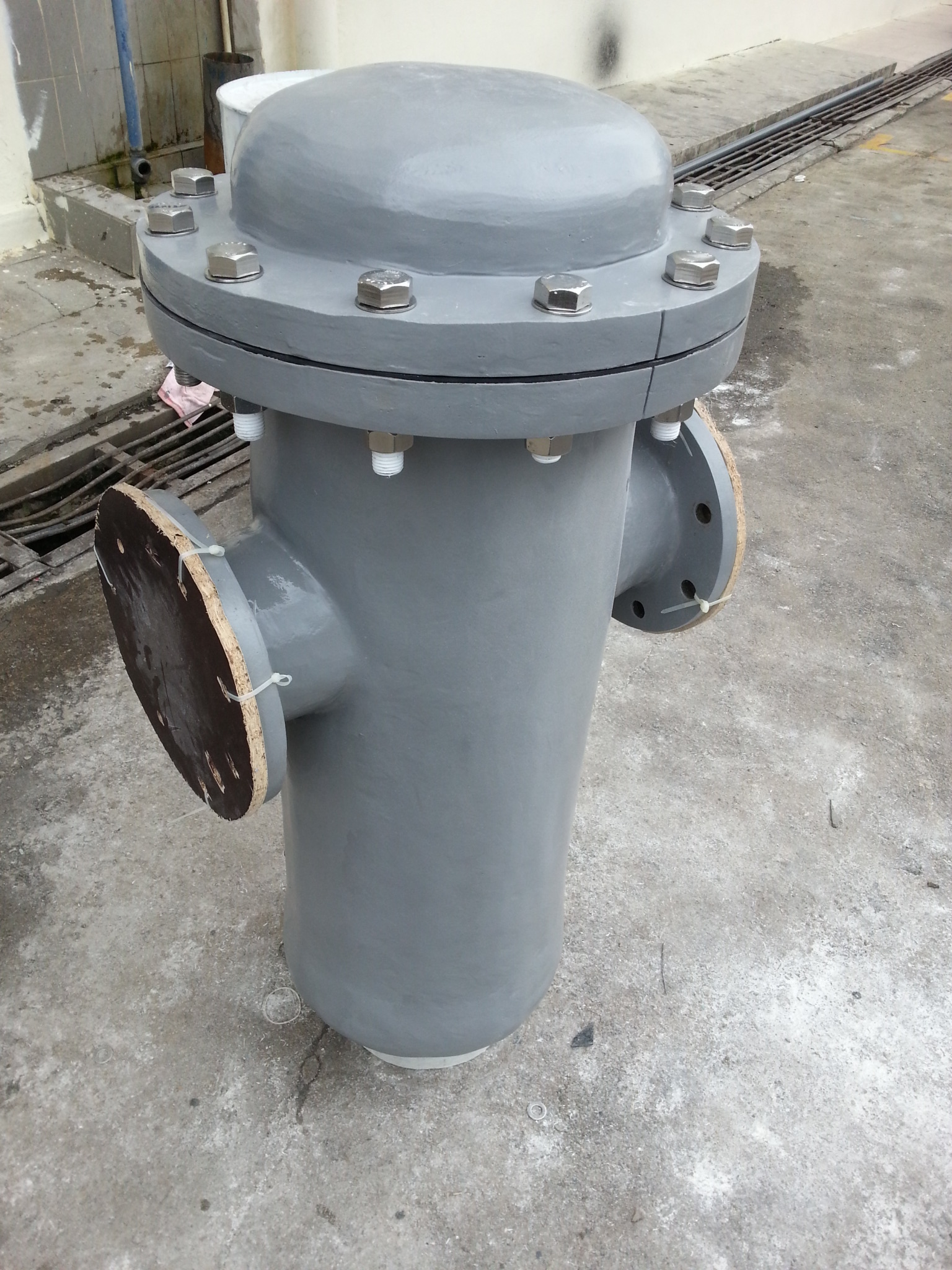 Frp Strainer Cradotex